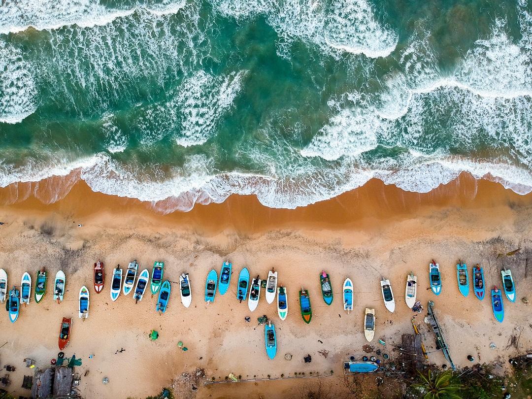 Sri Lanka Bebas Visa, Total Sudah 81 Negara Bebas Visa Untuk Paspor Indonesia