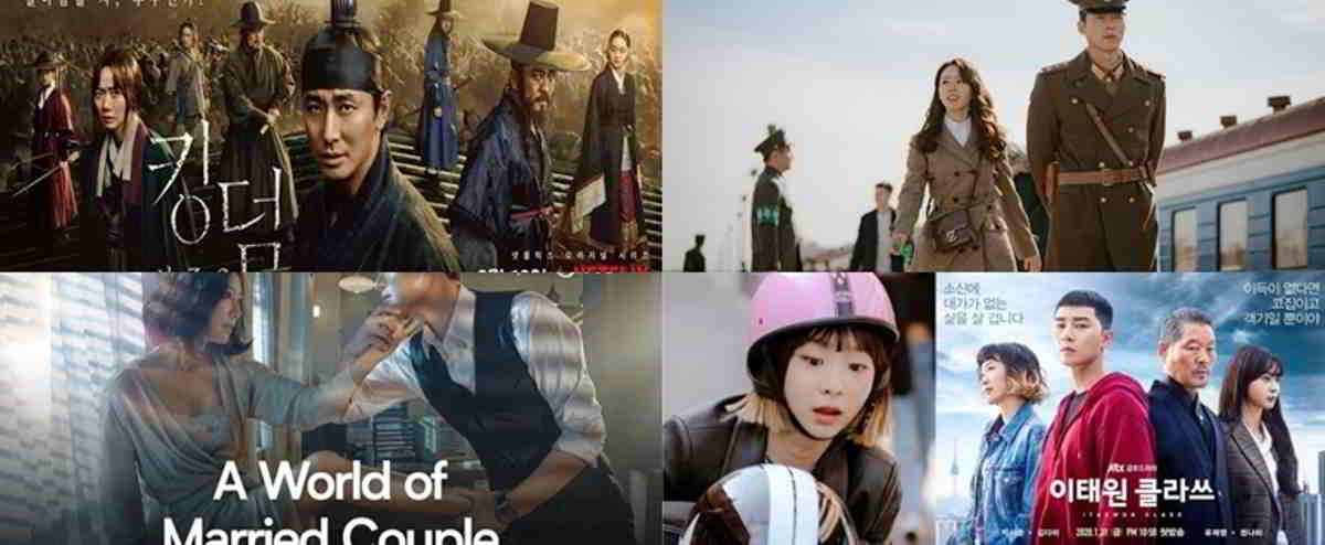 Drama Korea dengan rating tertinggi di tahun 2020